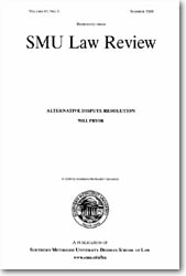 SMU Law Review